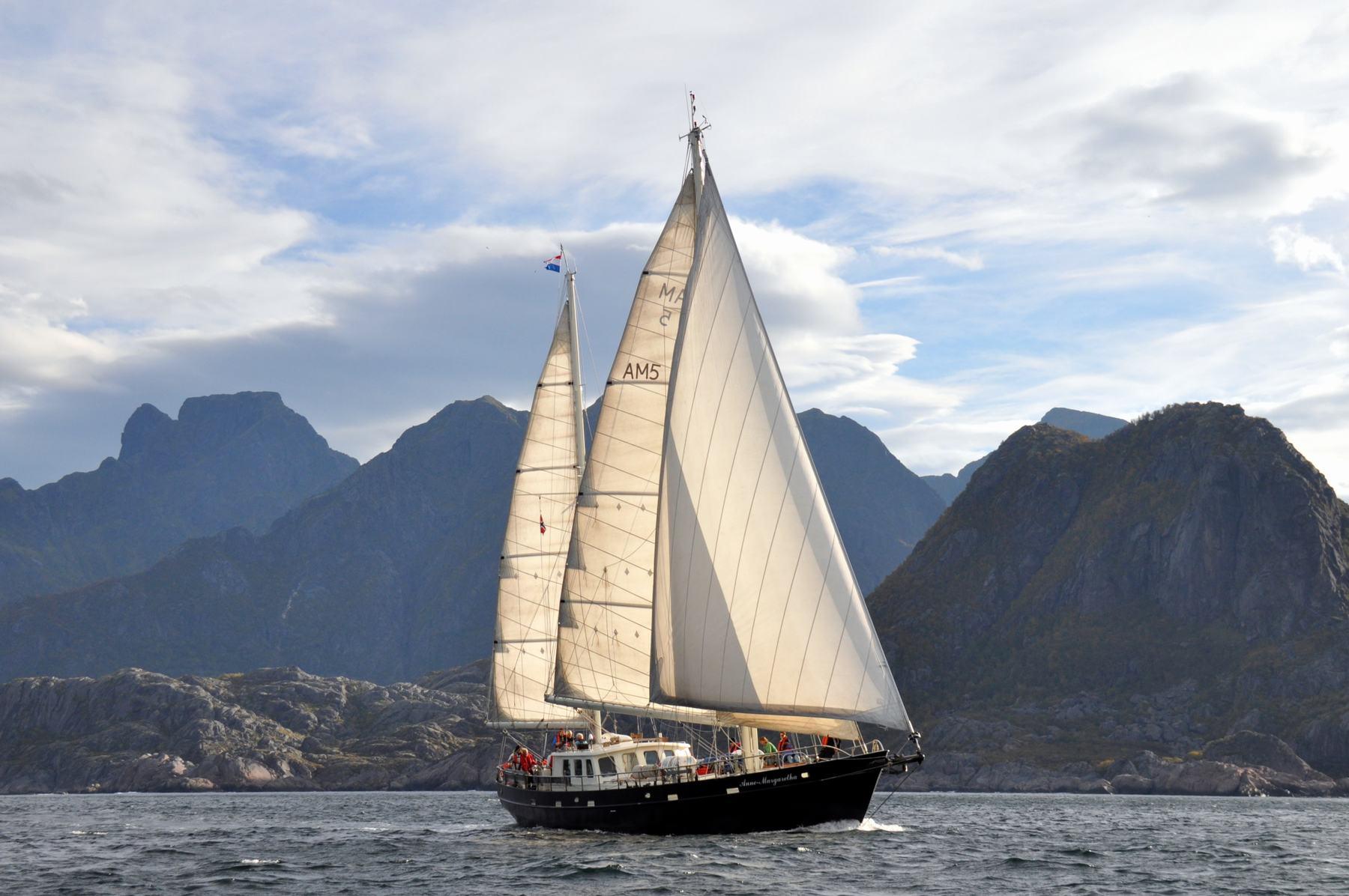 Fjords norvégiens avec Anne-Margaretha