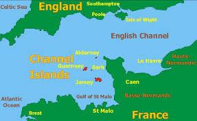 kaartje-Kanaal-Eilanden